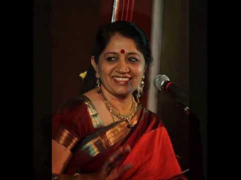Dr. Vijayalakshmy Subramaniam - Bhavayami Gopalabalam - Yaman Kalyani - Khanda Chapu - Annamacharya