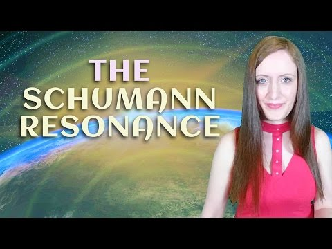 The SCHUMANN RESONANCE, What Is It? Why Is It Rising??
