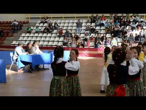 Scuola Italiana Alcide de Gasperi Campeonato de Danzas Folcloricas Nivel Infantil 1 lugar