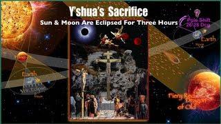 Yeshua Sacrifice- PLANET-X (7X) CROSSING EARTH PATH