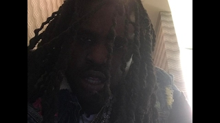 Chief Keef accidentally comes on DJ Akademiks Stream after a Groupie goes to Chief Keef's Lobby.