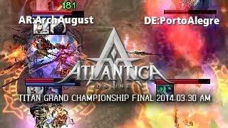 iAO Titan PM Final 2014-03-30: AR:ArchAugust vs. DE:PortoAlegre