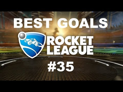 Rocket League Gameplay | Best Goals #35