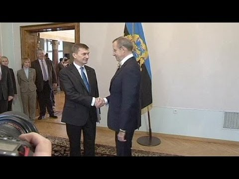 The end of the Ansip era in Estonia