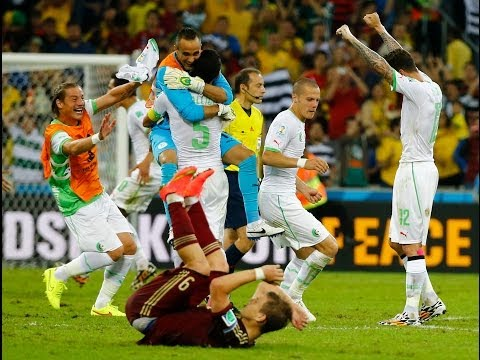 World Cup 2014: USA and Germany qualify for last 16, Algeria makes history - The Cornr