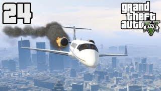 Grand Theft Auto V Storyline Part 24 EEN CHICK VOOR