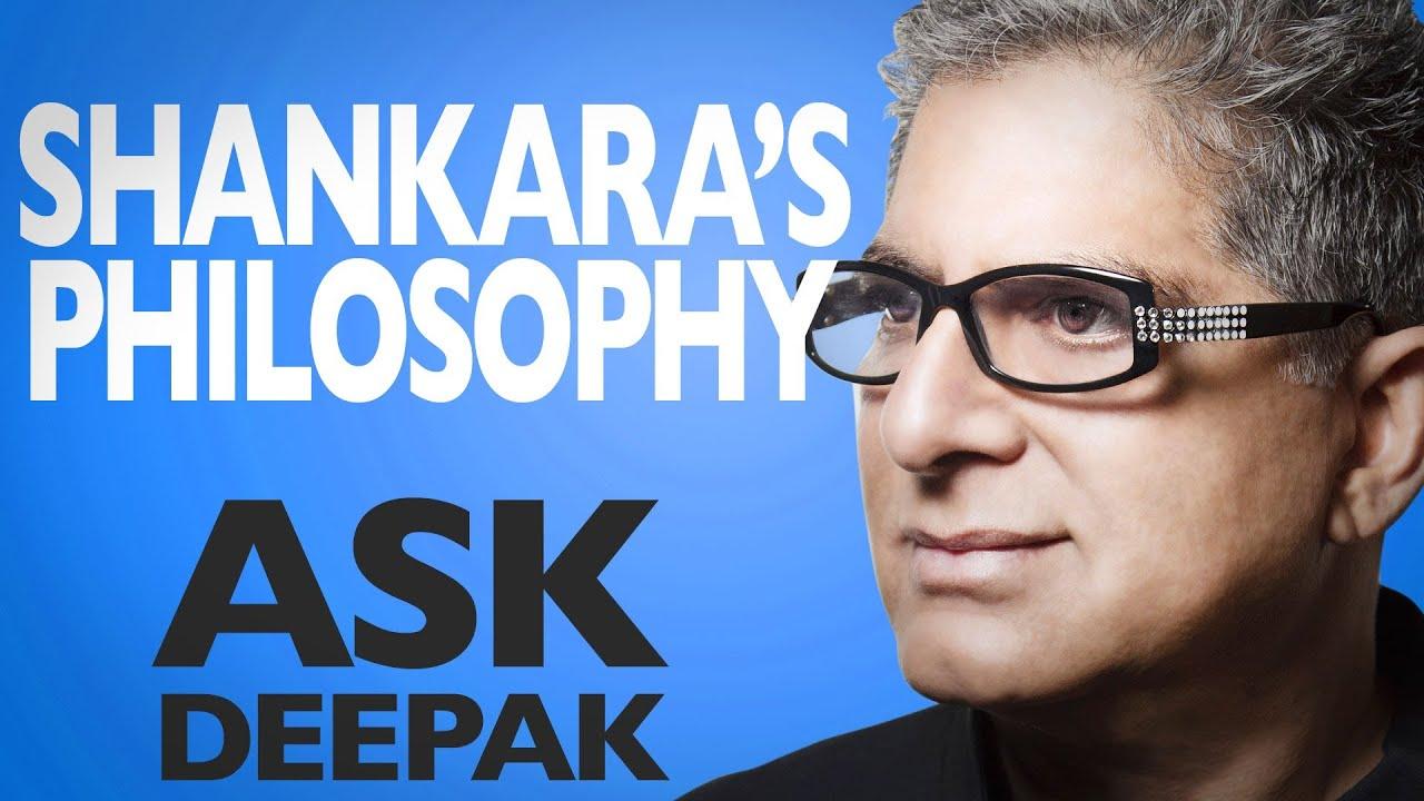 Who Was Shankara? Ask Deepak! - YouTube