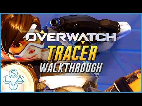 HOW TO PLAY TRACER - Beginner's Overwatch Guide // Walkthrough Wednesdays | SLAYTRIX