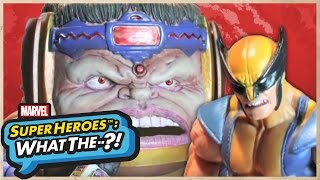 Marvel Super Heroes: What The--?! Wolverine Movie Premiere