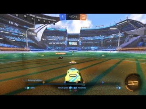 Rocket League® Skills