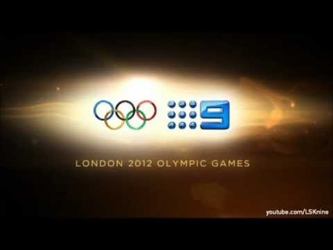 London 2012 Olympics: Edwina Alexander - Channel 9 Promo