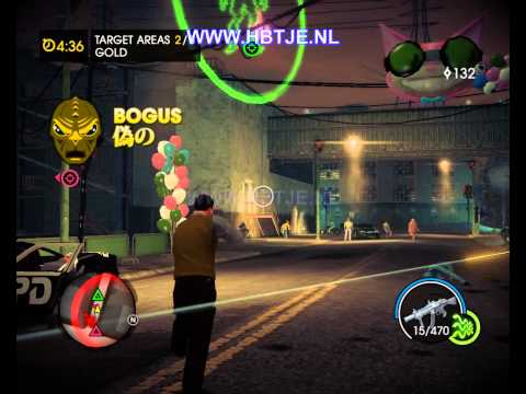Saints Row IV walkthrough part 14