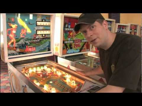 Classic Game Room - SURFER Pinball Machine review