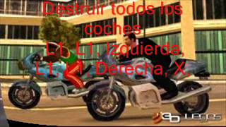 Trucos Grand Theft Auto Liberty City Para Psp