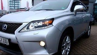 Lexus RX 450h Тест-драйв. Обзор. AutoGid