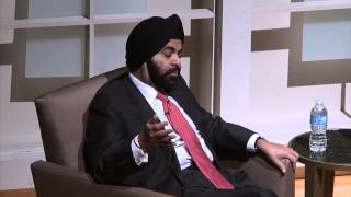 Ajay Banga: A World Beyond Cash