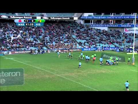 Waratahs v Highlanders Rd.18 | Super Rugby Video Highlights - Waratahs v Highlanders Rd.18 | Super R