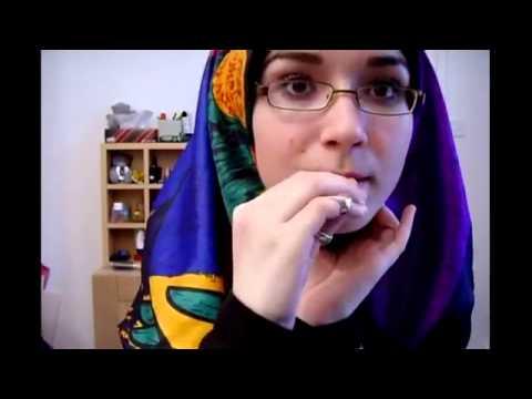 لفات الحجاب التركي