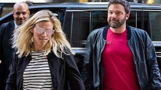 Ben Affleck SPOTTED With New GF Lindsay Shookus After Divorce With Jennifer Garner