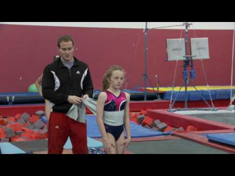 Gymnastics Essentials for Vault Movie  - Olympic Gold Medalist Paul Hamm - 56 Minute Video