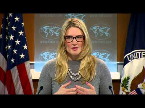 Daily Press Briefing: January 15, 2014