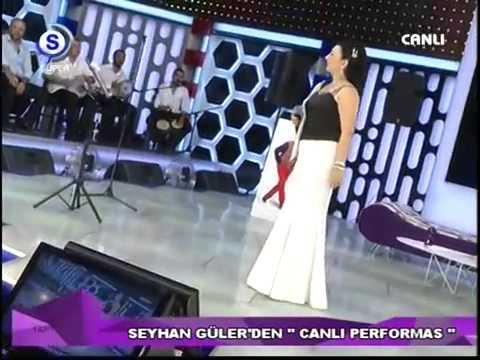 Seyhan Güler Türkülerin Sultanı Süper Tv#39;de Hasan Yılmaza kon