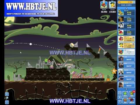 Angry Birds Friends Tournament Level 4 Week 76 halloween (tournament 4) no power-ups