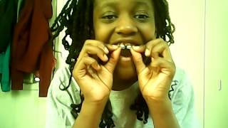 How To Make Fake Braces Clips And Bands