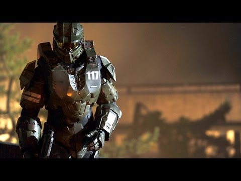 "EXCLUSIVE HALO 4 Forward Unto Dawn - ""Behind the Scenes"" on Set (2012) 
