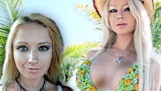 Human Barbie EXPOSED Valeria Lukyanova Is A Fraud WNM