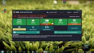 Descargar AVG Internet Security 2014 32 & 64 Bits FINAL No
