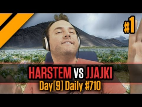 Day[9] Daily #710 - Harstem vs Jjajki - EUROPE HOLDS P1
