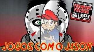 FFG Especial De Halloween: Jogos Com O Jason