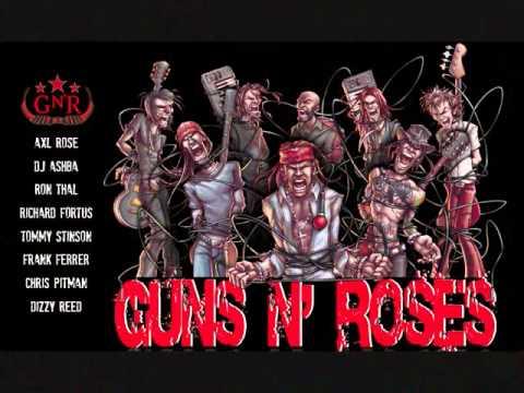 guns n roses better