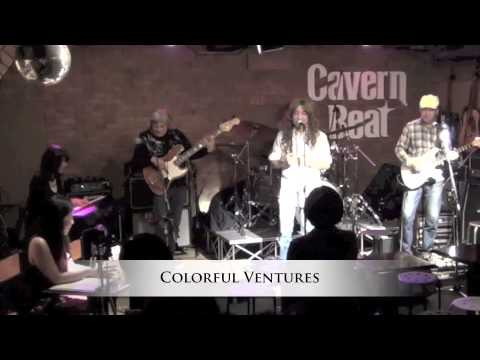 Colorful Ventures (with Ken) / Can't Help Falling In Love (Elvis Presley cover)