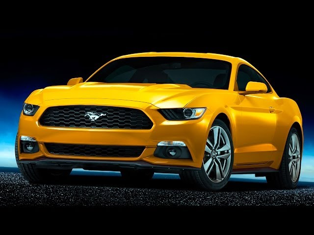 All-New 2015 Ford Mustang! First Look - The Downshift Ep. 71