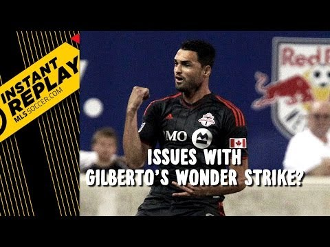 Gilberto's wonder strike, should it have stood? | Instant Replay