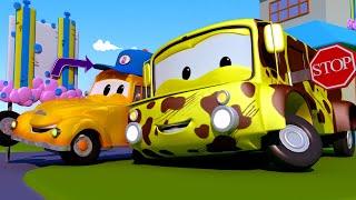 Autobus Lily - mesto aut