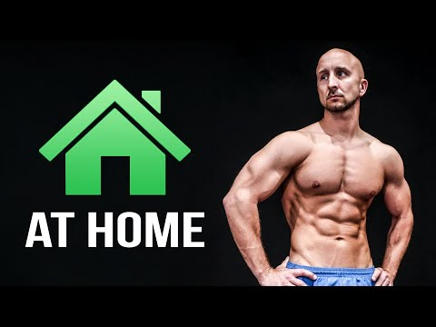 Home Workout: How to Exercise Without a Gym or Weights!
