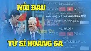 Dân phản đối Đoàn nghệ thuật Trung Quốc nhảy múa ở Hà Nội trong ngày hi sinh của chiến sĩ Hoàng Sa
