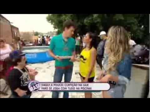 Rodrigo Faro MC GUI no Morro do Alemão Bigode Grosso) Em 29 09 13