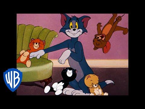 Tom a Jerry - pohoda doma
