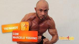 Marcelo Yoshino - Treino de Pernas