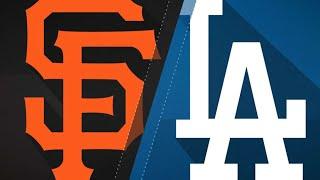 Maeda leads Dodgers to 5-0 win: 3/31/18