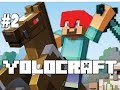 YOLOCRAFT - MINECRAFT - Season 2 - Part 2 W/ Blitzwinger & Gamer (Survival) (HD)