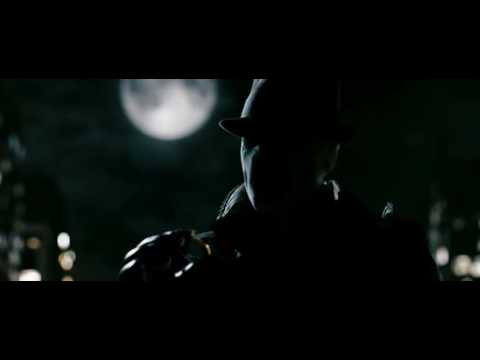 Watchmen - Rorschach's Opening Scene (.. and I'll whisper no.)