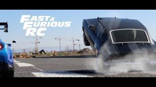 Fast & Furious เวอร์ชั่นรถบังคับ มันส์ไม่แพ้ของจริง