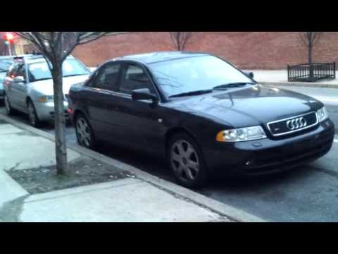 Two Audi S4's In Snow 20140116 073019
