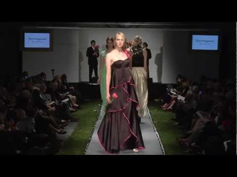 Moore College of Art & Design Fashion Show 2011 Senior Eveningwear