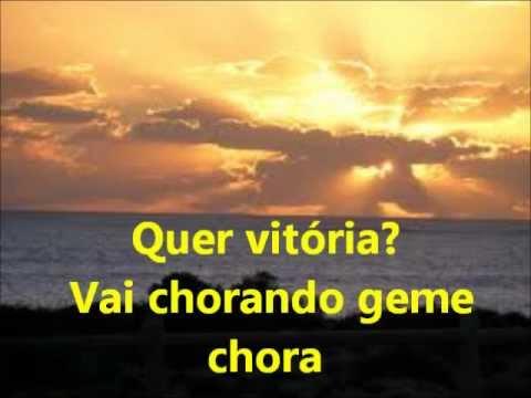 Quer Vitória? - Mattos Nascimento (playback legendado)
